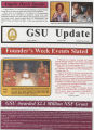 GSU Founder's Week Events Slated