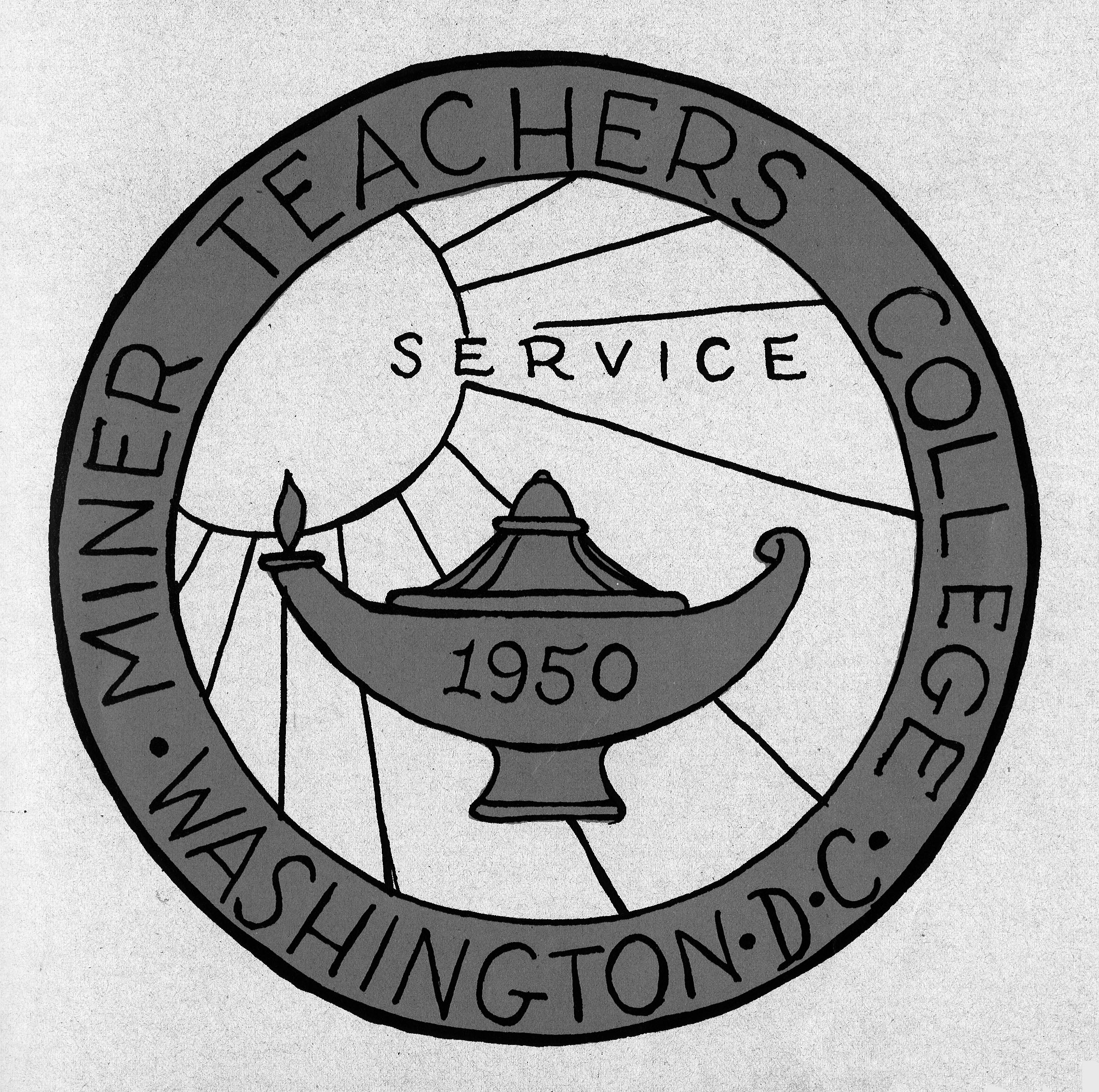 Miner Teachers College -- College Seal