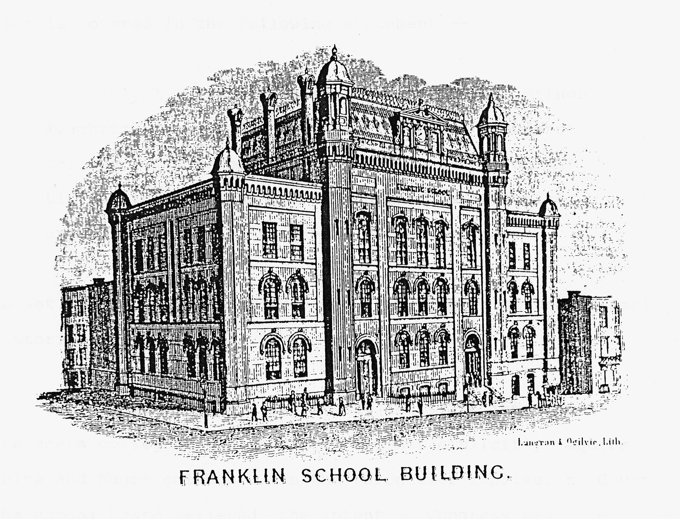 Miner Normal School -- Buildings -- Franklin School