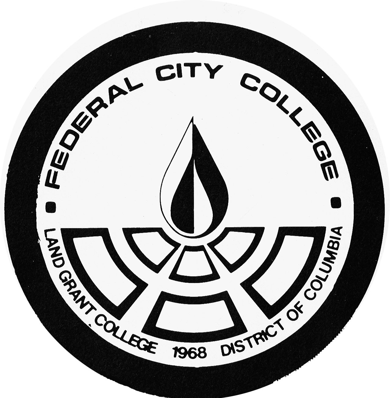Federal City College -- College Seal