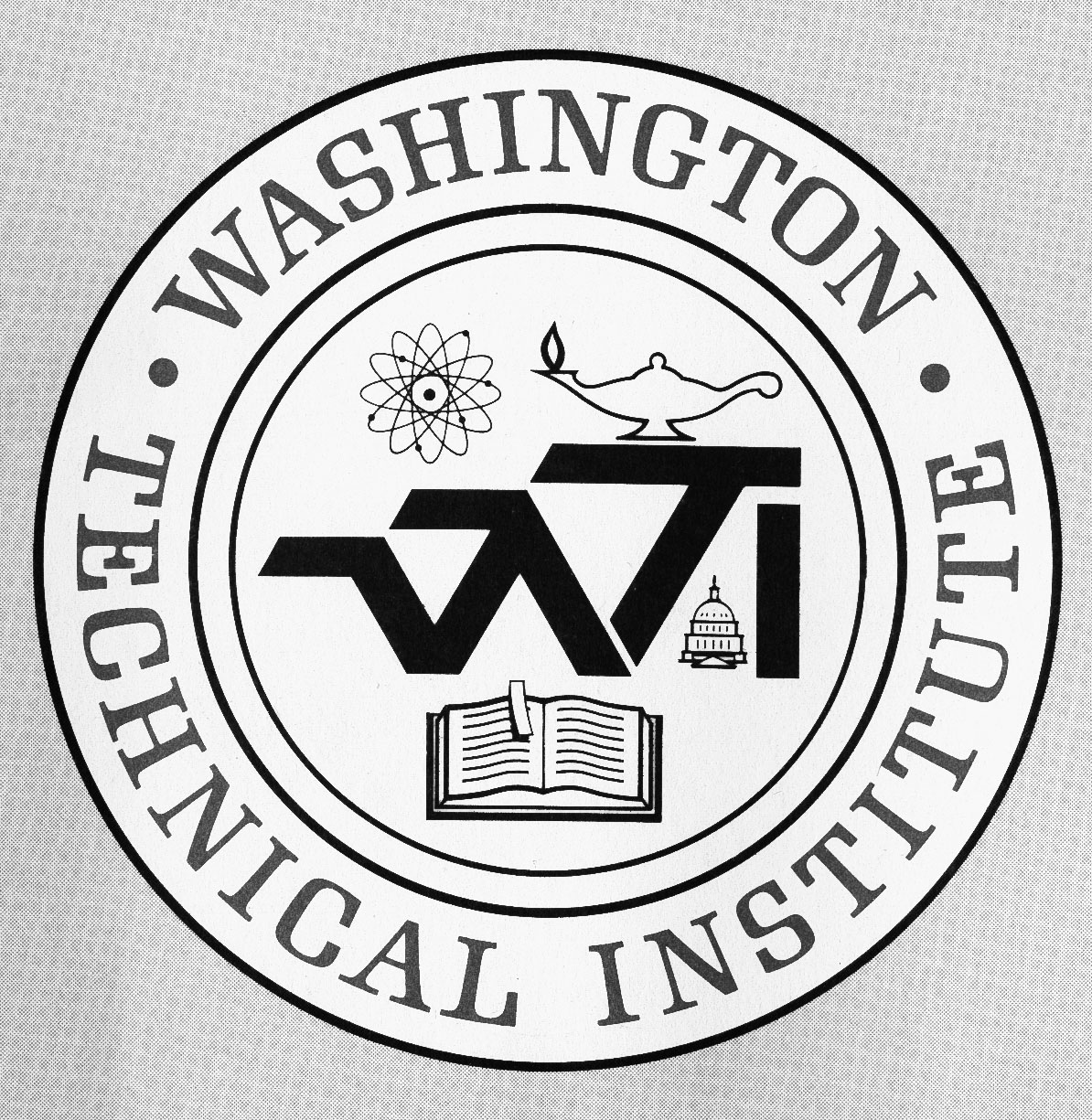 Washington Technical Institute -- First College Seal