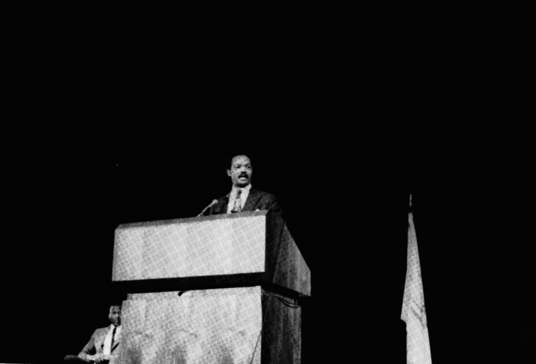 University of the District of Columbia -- Jesse Jackson speaks at UDC, 1984
