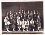 Mixed Glee Club, 1926-1927