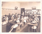 Third and Fourth Grade Classes, 1930-1931