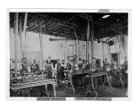 Buildings: Photograph of the Building Materials Classroom Taken from the 1893 Lincoln Institute...