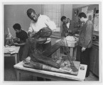 Art Students Making Sculptors