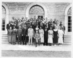 1934-1935 Faculty and Staff