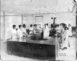 1911 Girl's Industrial Department