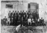 1915 Booker T. Washington's Visit to Southern University