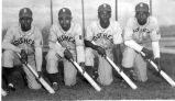1953 Freshman Members of Southern University's Baseball Team