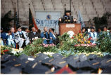 Nelson Mandela Giving Commencement Address
