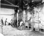 Boiler Room - Heating Plant