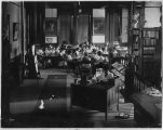 Students Studying in the Carnegie Library